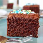 Best Vegan Chocolate Sheet Cake with Cream Cheese Frosting